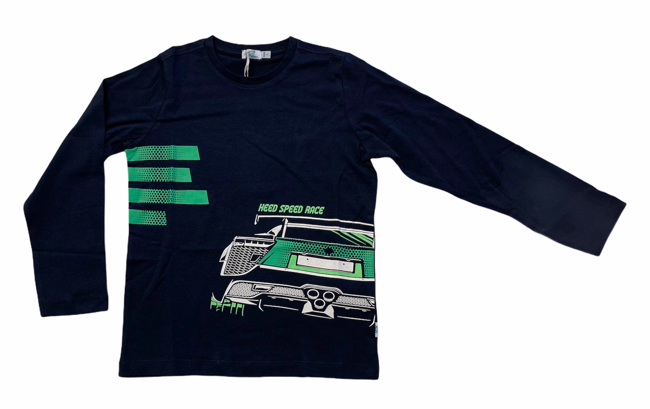 T-SHIRT MELBY HEED SPEED RACE 1
