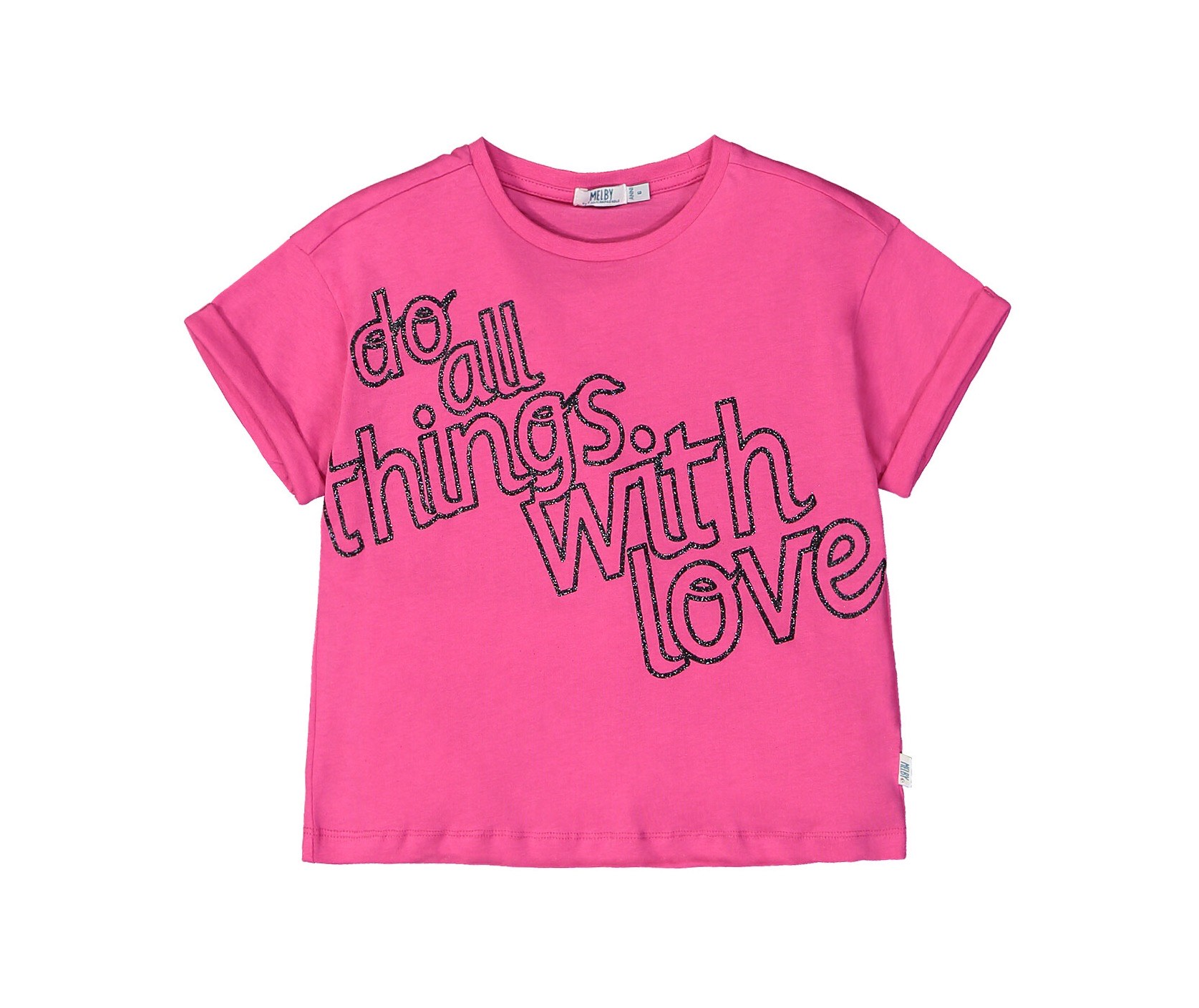 T-SHIRT MELBY DO ALL THINGS WITH LOVE M. CORTA 4
