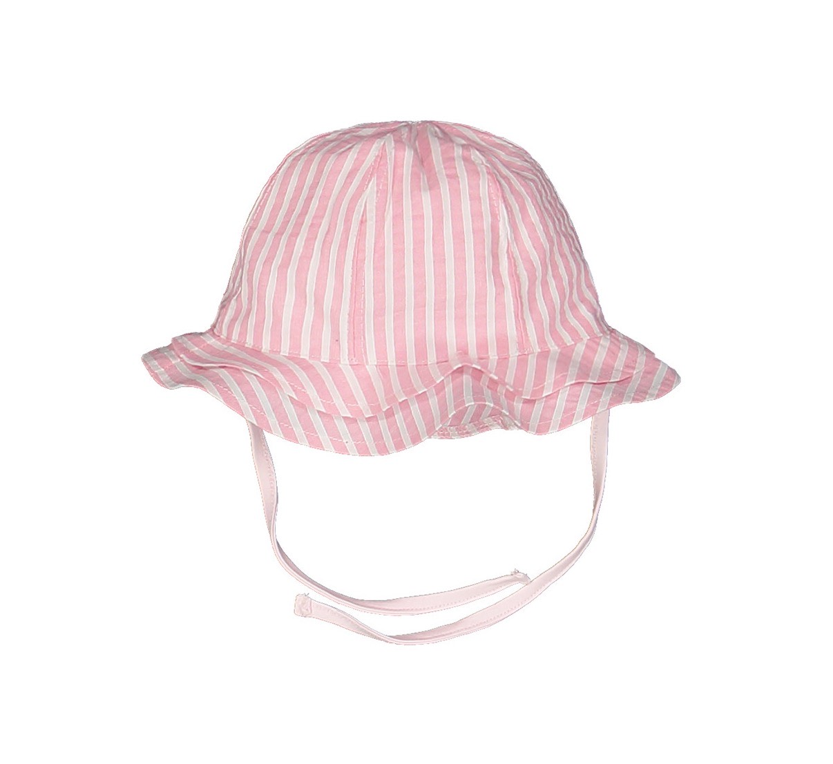 CAPPELLO ROSA MELBY A RIGHE 2
