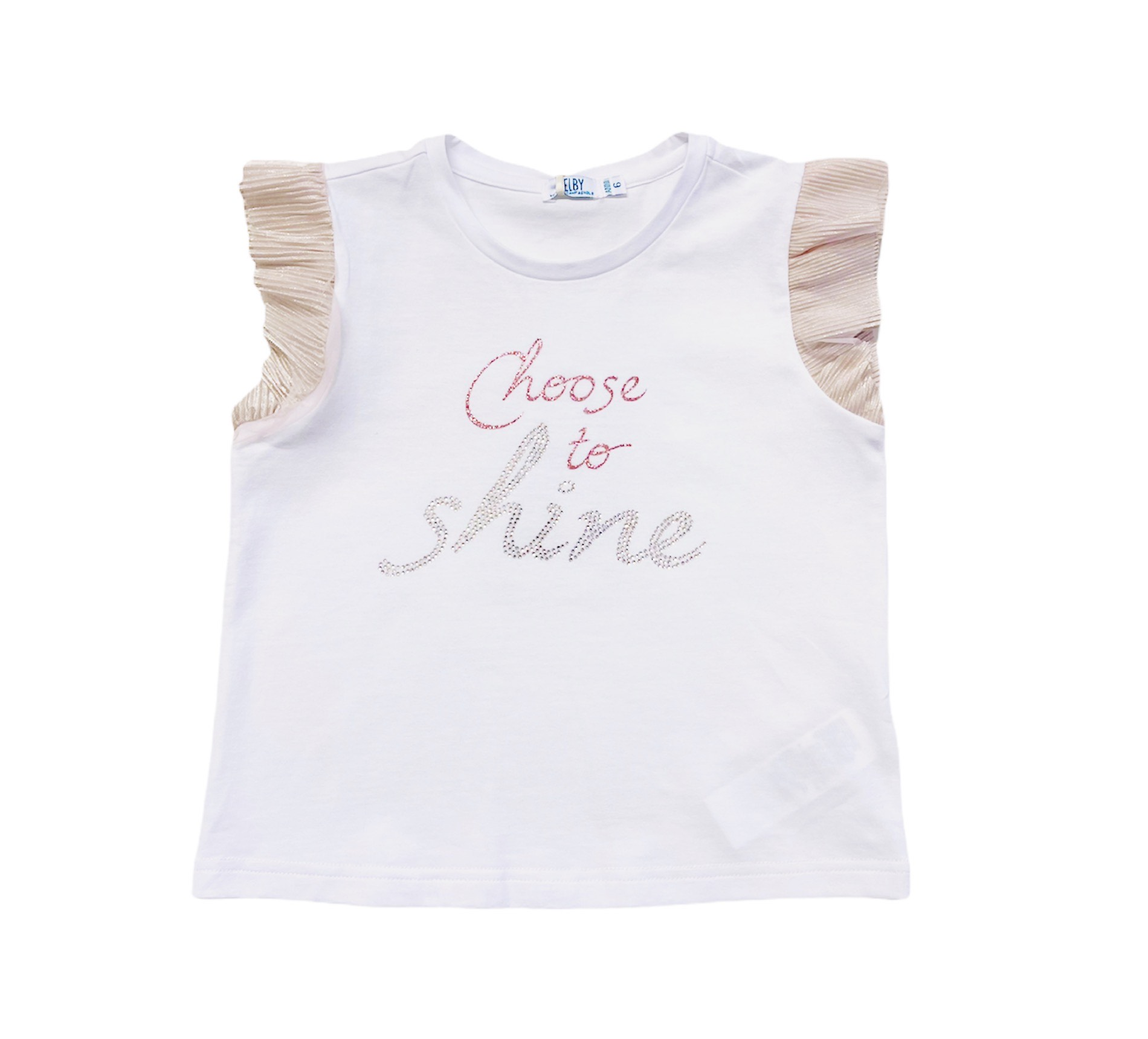 T-SHIRT MELBY CHOOSE TO SHINE 1