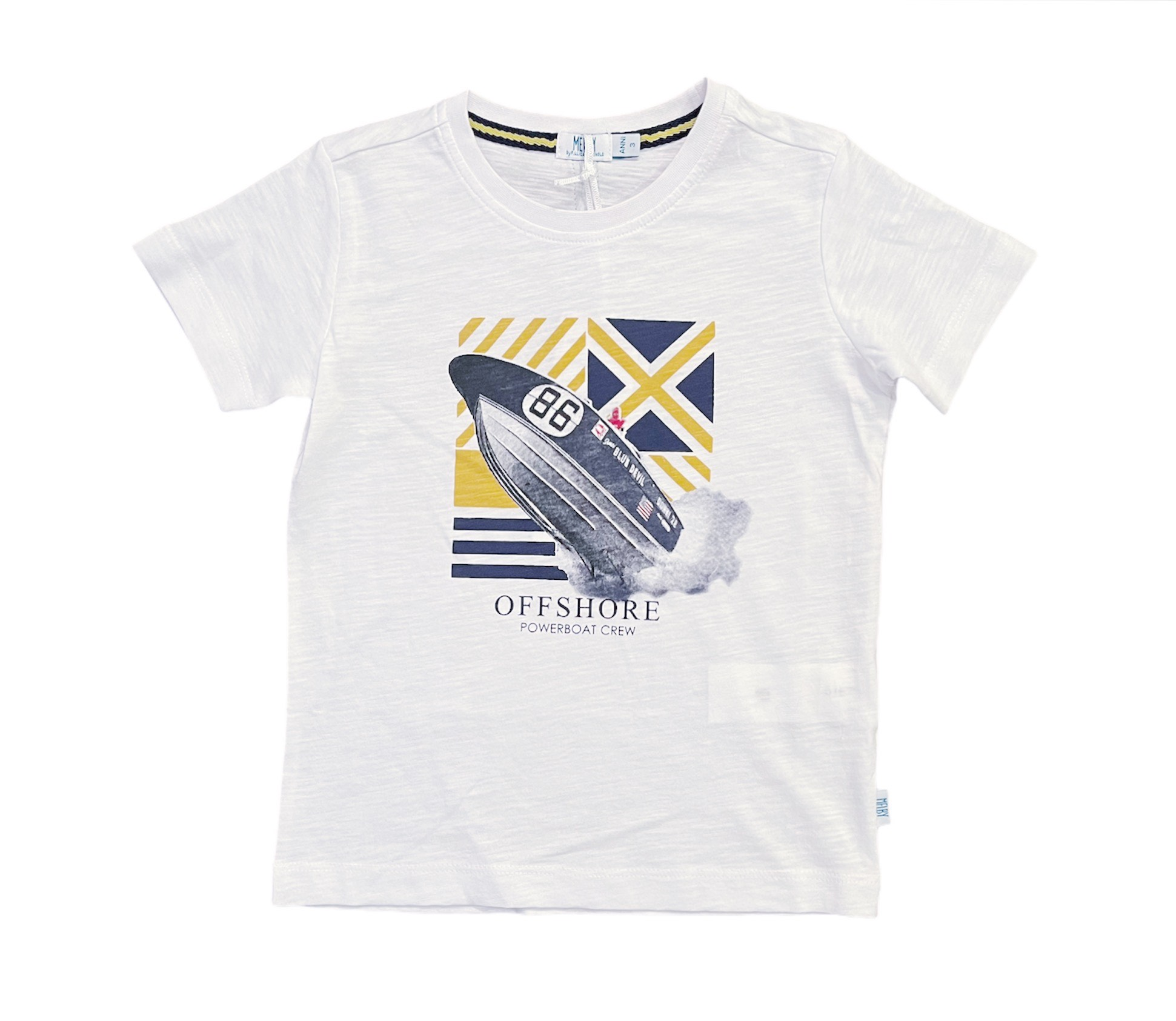 T-SHIRT MELBY OFF SHORE 1