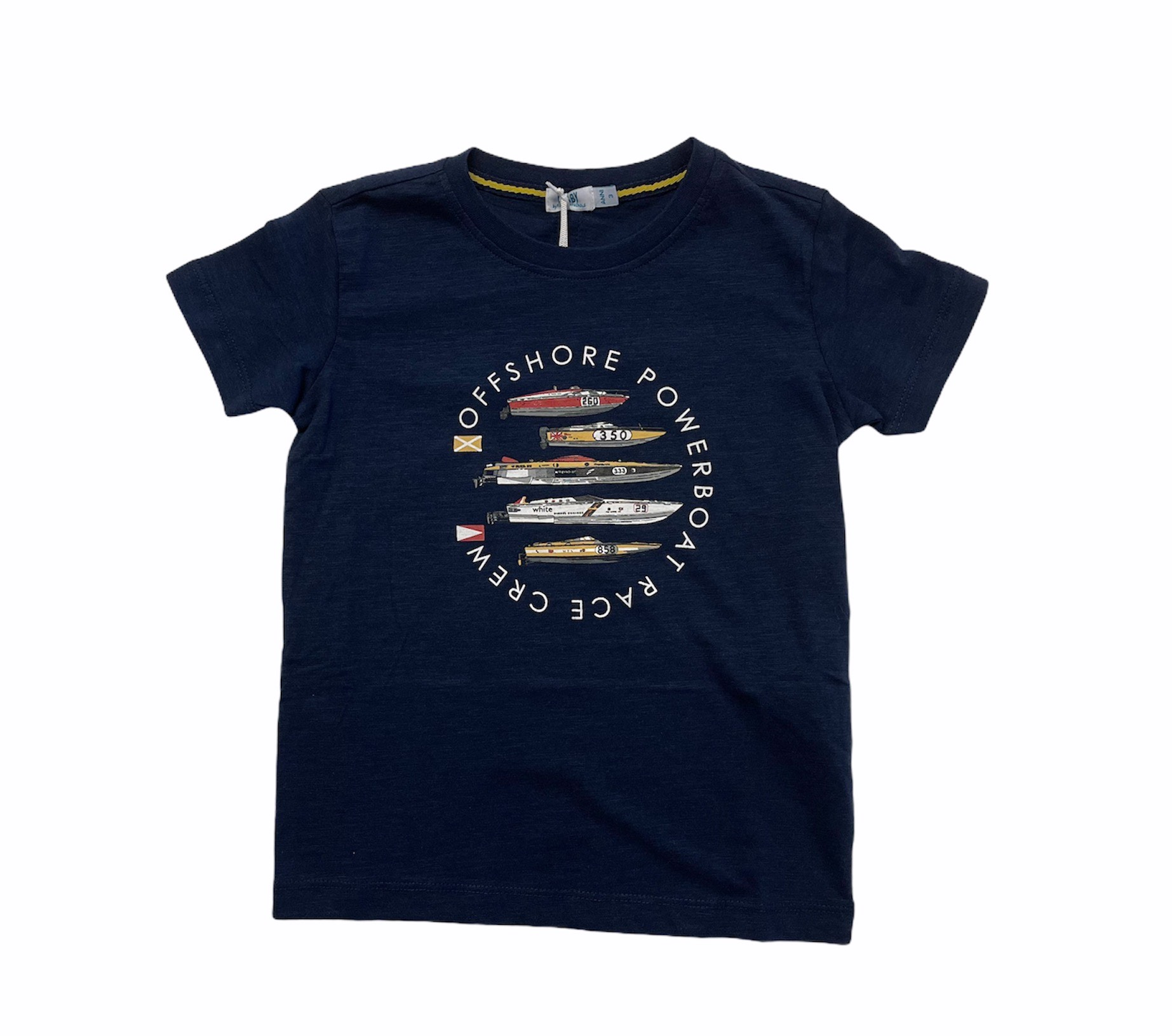 T-SHIRT MELBY POWER BOAT 1