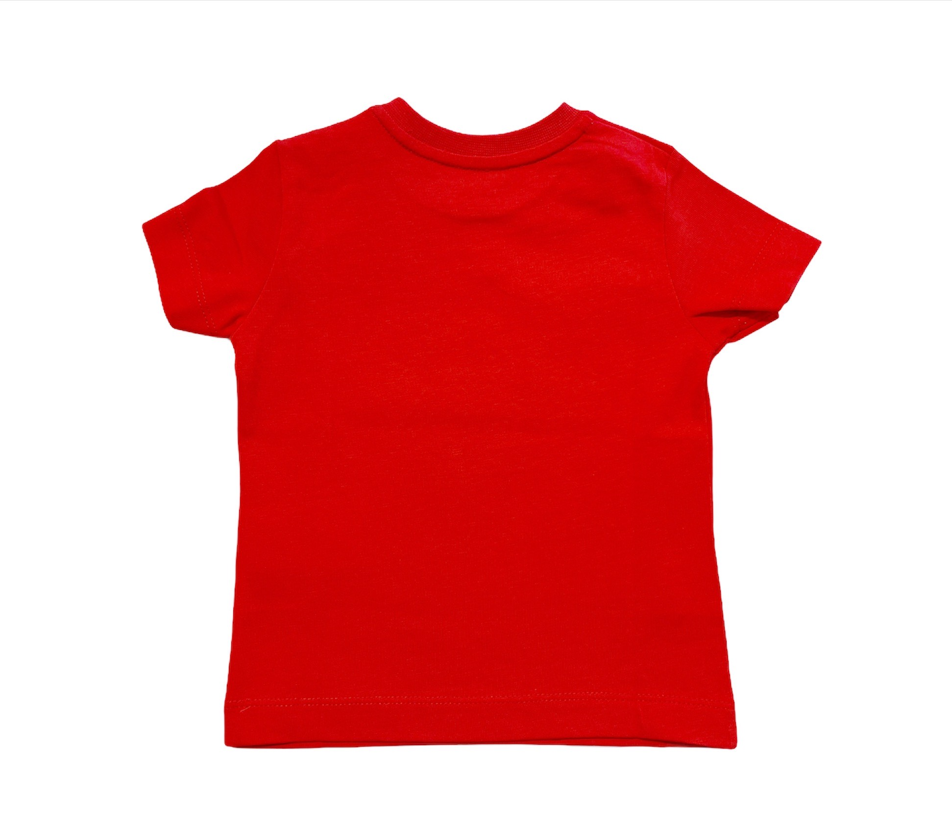 T-SHIRT RIFLE ROSSO BABY 2