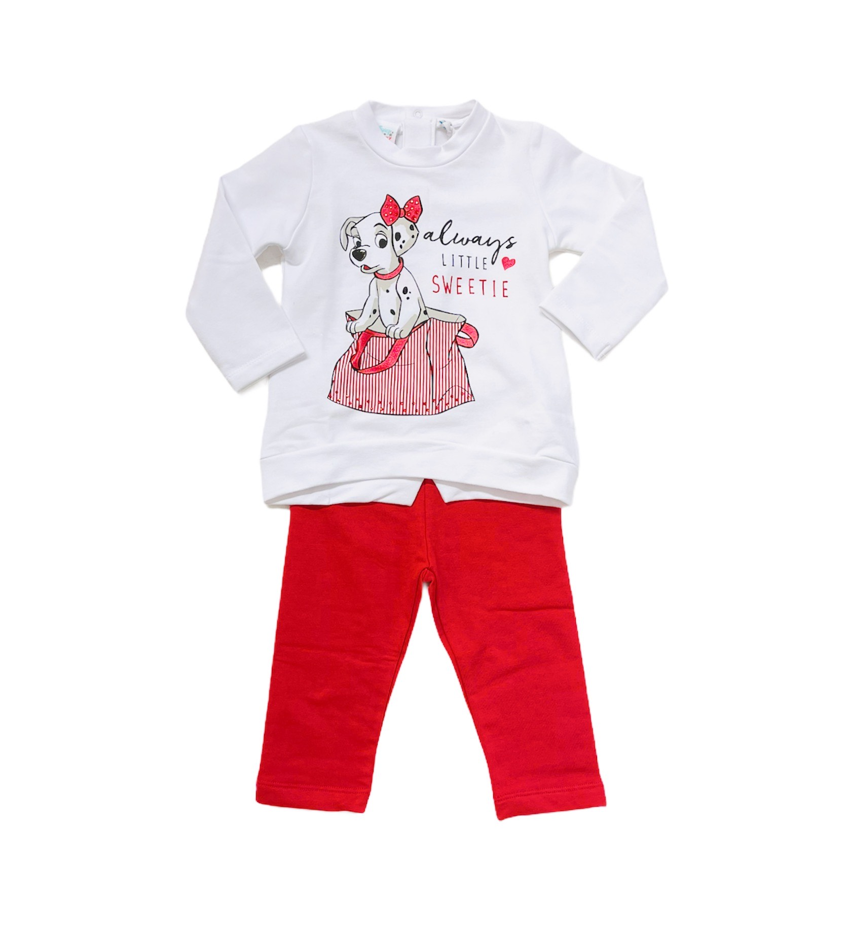 COMPLETO MELBY DISNEY CARICA 101 M. LUNGA 1