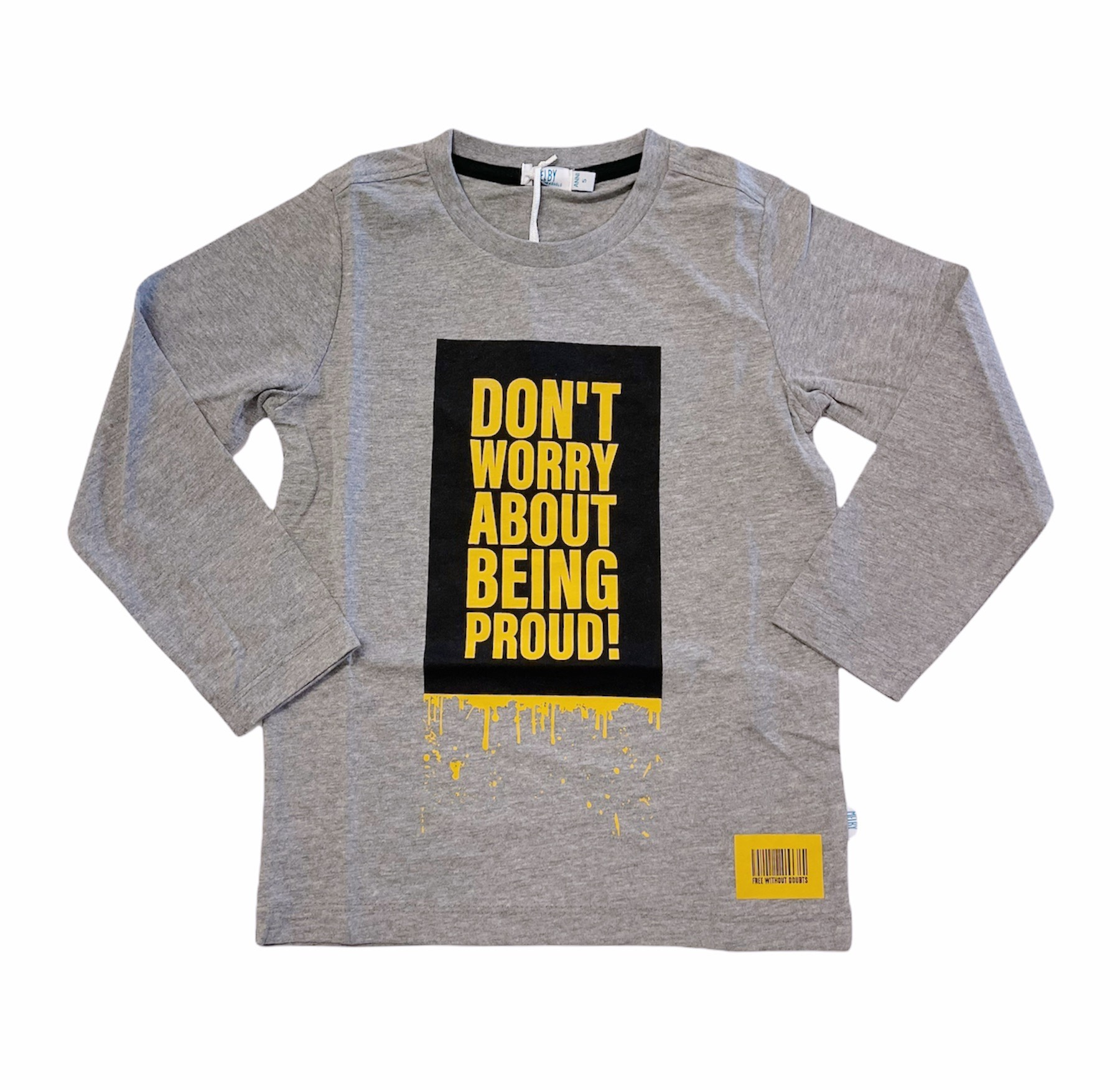 T-SHIRT MELBY DON'T WORRY 1