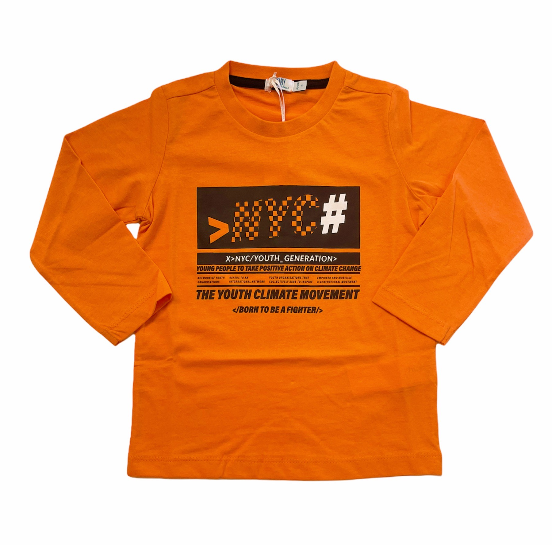 T-SHIRT MELBY NYC 1